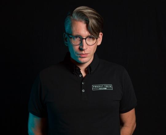 Oskar van Dijk (design engineer Actiflow)