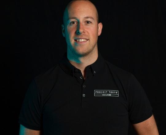 Stephan van den Broek (projectleider en manufacturing engineer Points Engineering)
