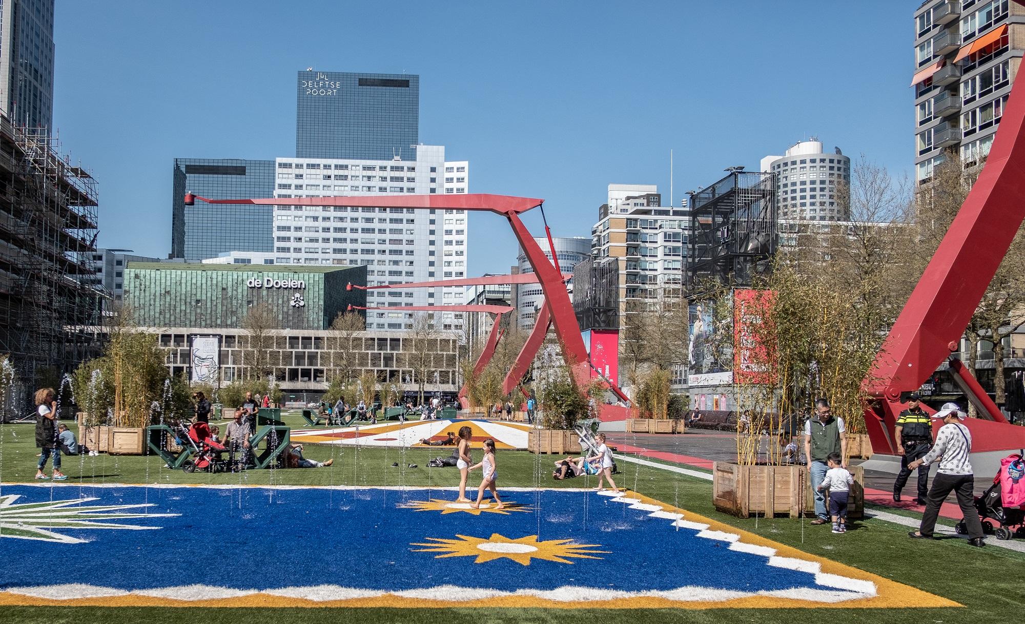Extrema Rotterdam