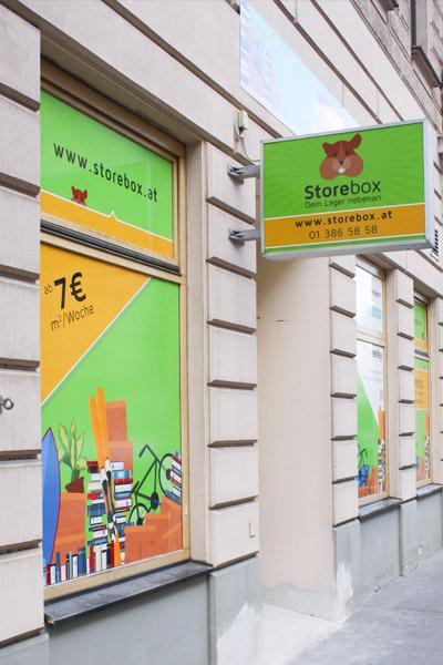 Storebox Schönbrunner Straße Cheap Smart Storage Selfstorage