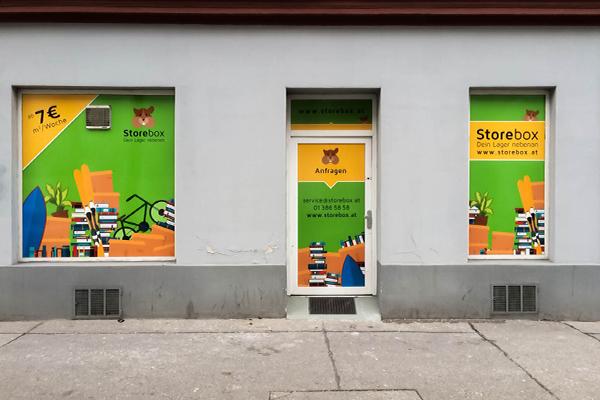 Storebox Wallensteinplatz