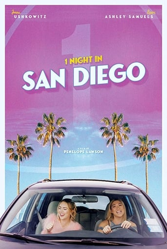 1 Night in San Diego - stream