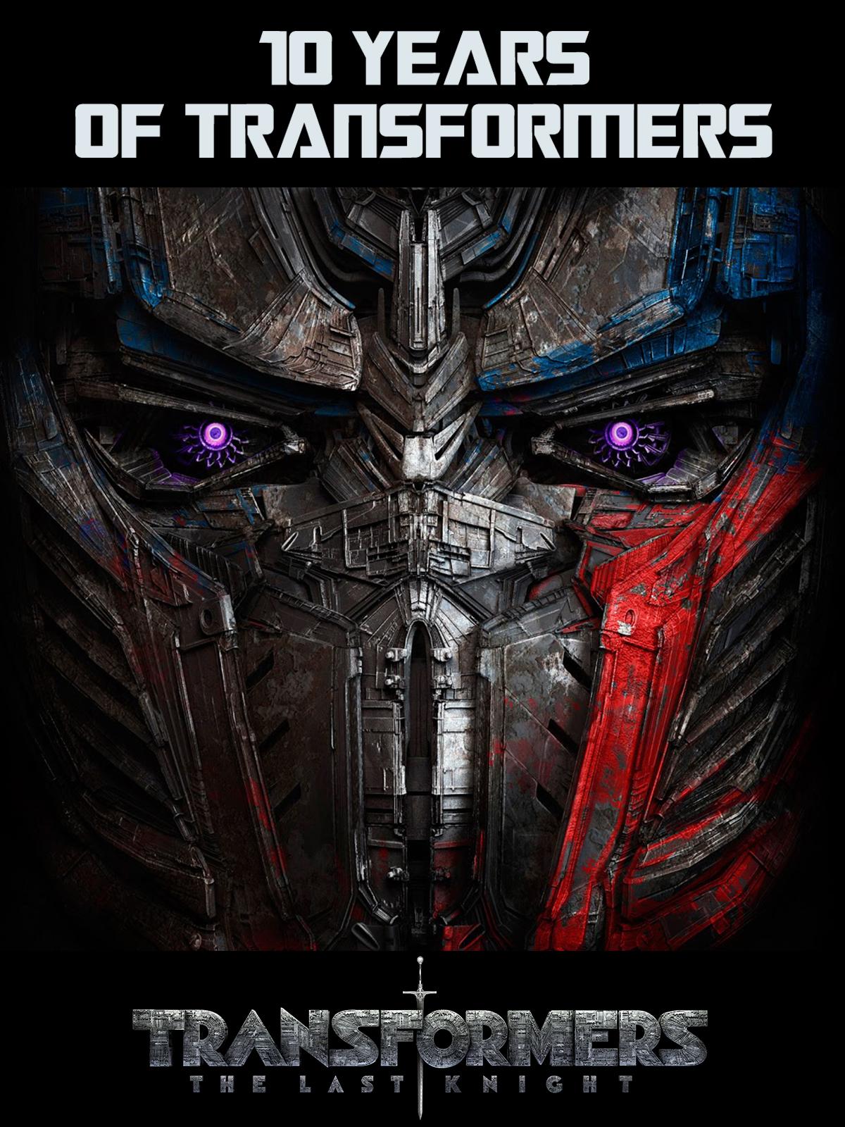 10 Jahre Transformers Stream