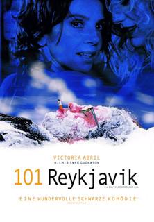 101 Reykjavik stream