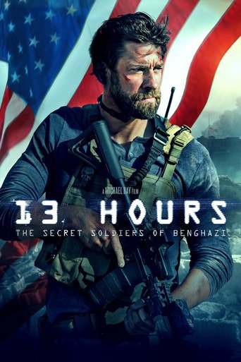 13 Hours: The Secret Soldiers of Benghazi - stream