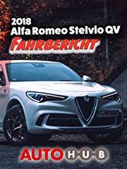 2018 Alfa Romeo Stelvio QV - Fahrbericht Stream