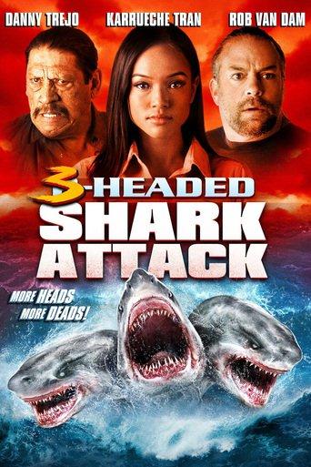 3 Headed Shark Attack Stream