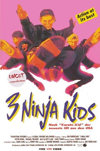 3 Ninja Kids stream