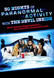 30 Nights of Paranormal Activity with the Devil inside stream