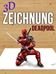 3D Zeichnung: Deadpool stream