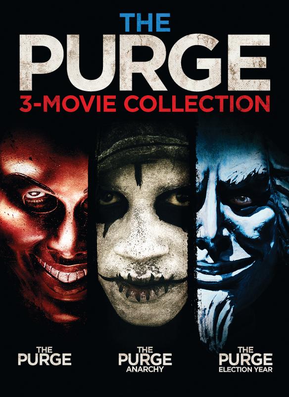 3er Filmset The Purge – die Säuberung stream