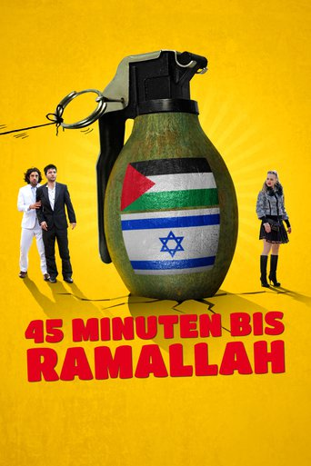 45 Minuten bis Ramallah - stream