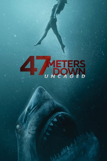 47 Meters Down 2 - Uncaged Stream