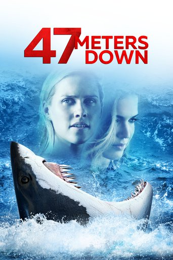 47 Meters Down stream