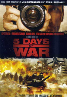5 Days of War Stream
