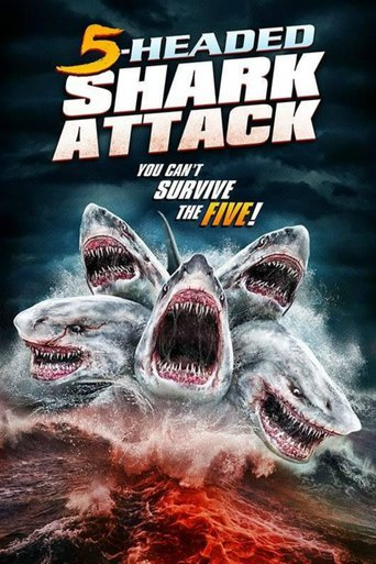 5-Headed Shark Attack Stream