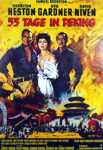 55 Tage in Peking Stream