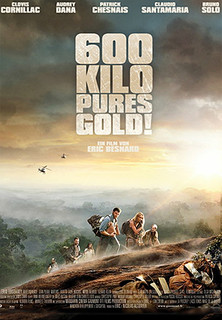 600 kg pures Gold - stream