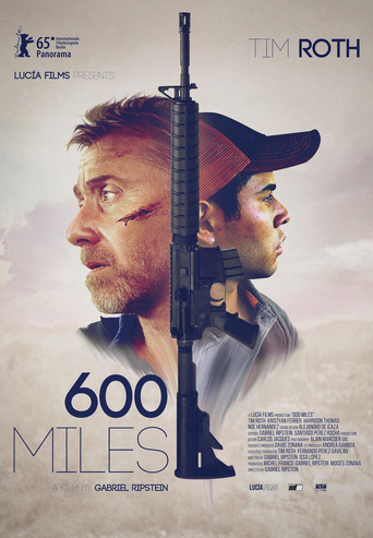 600 Miles stream