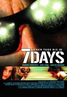 7 Days - Sieben Tage bis U2 stream
