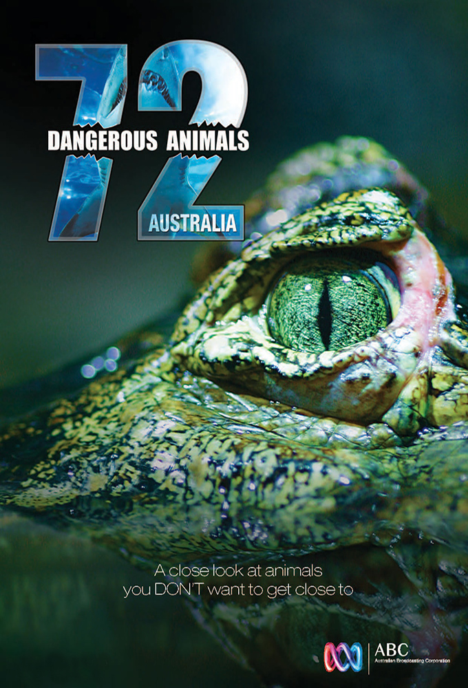 72 Dangerous Animals: Australia - stream
