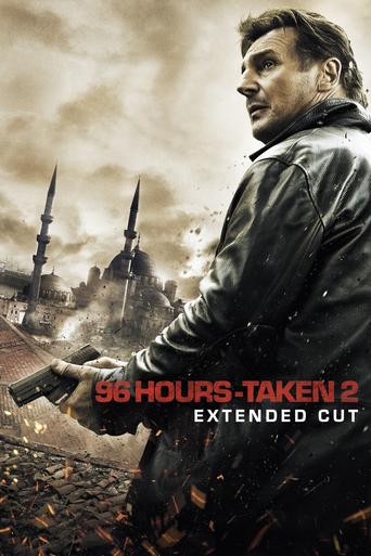 96 Hours - Taken 2 - stream