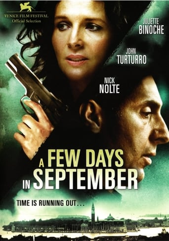 A Few Days in September stream