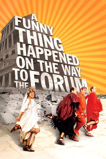 A Funny Thing Happened on the Way to the Forum - stream