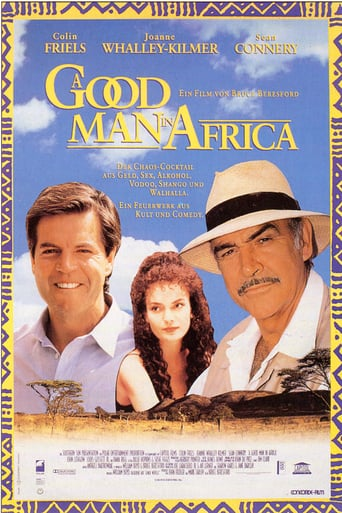 A Good Man In Africa Stream
