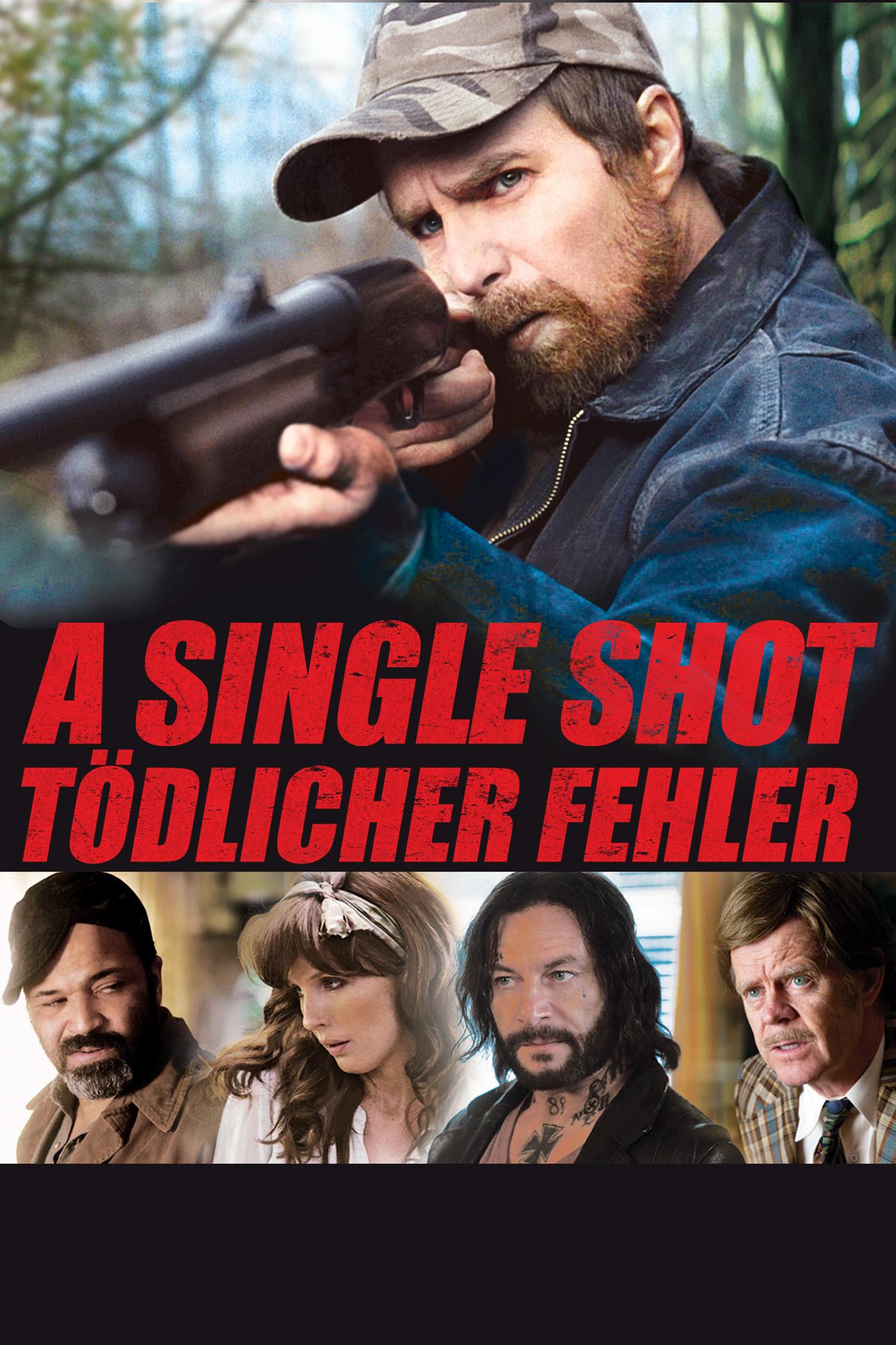 A Single Shot - Ein Tödlicher Fehler - stream