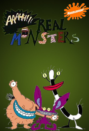 Aaahh!!! Monsters stream