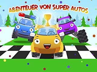 Abenteuer von Super Autos stream