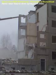 Abriss eines DDR Wohnblocks/Plattenbau in Deutschland: Abriss eines Hauses ohne Sprengstoff Doku stream