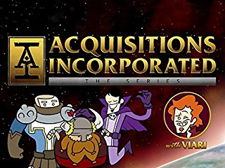 Acquistions Incorporated The Series Stream