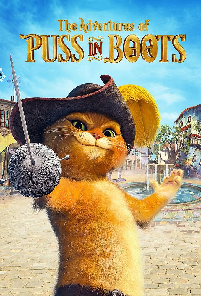 Film Adventures of Puss in Boots / Der gestiefelte Kater: Abenteuer in San Lorenzo Stream