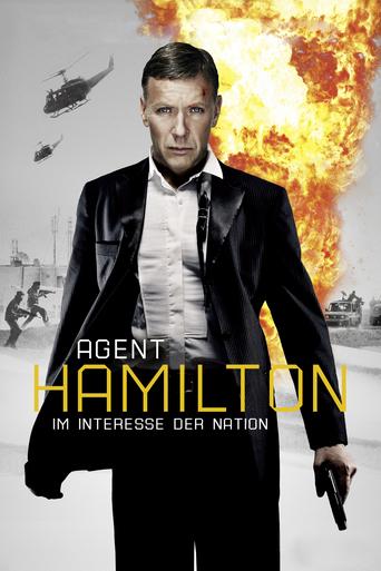 Agent Hamilton stream