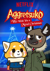 Aggretsuko: We Wish You a Metal Christmas stream