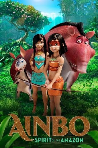 Ainbo - Hüterin des Amazonas Stream