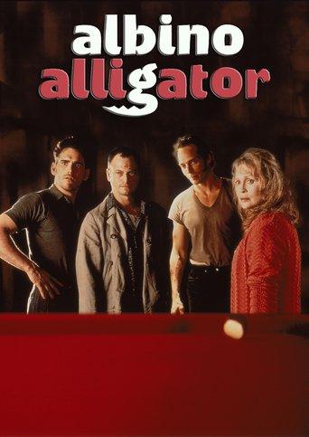 Albino Alligator stream