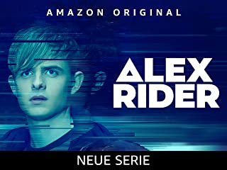 Alex Rider - stream