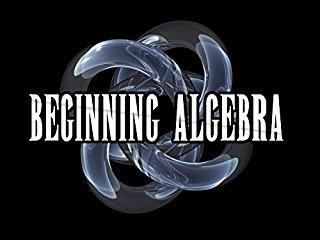 Algebra I (Beginning Algebra) stream
