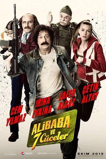 Ali Baba ve 7 Cüceler stream