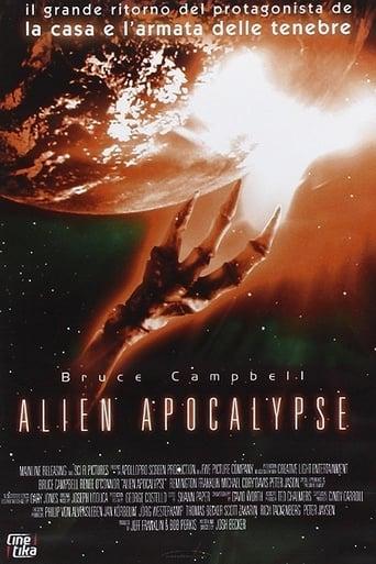 Alien Apocalypse stream