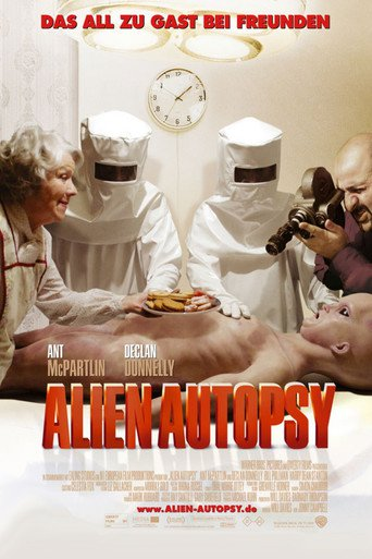 Alien Autopsy - Das All zu Gast bei Freunden - stream
