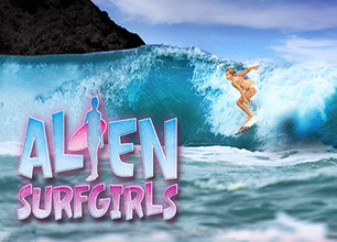 Alien Surfgirls stream