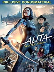 Alita: Battle Angel (inkl. Bonusmaterial) Stream