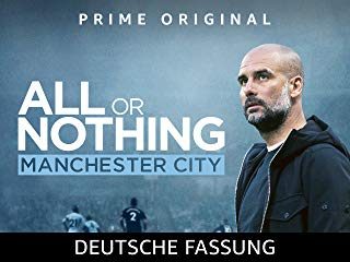 All or Nothing: Manchester City (4K UHD) stream