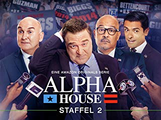 Alpha House (4K UHD) stream