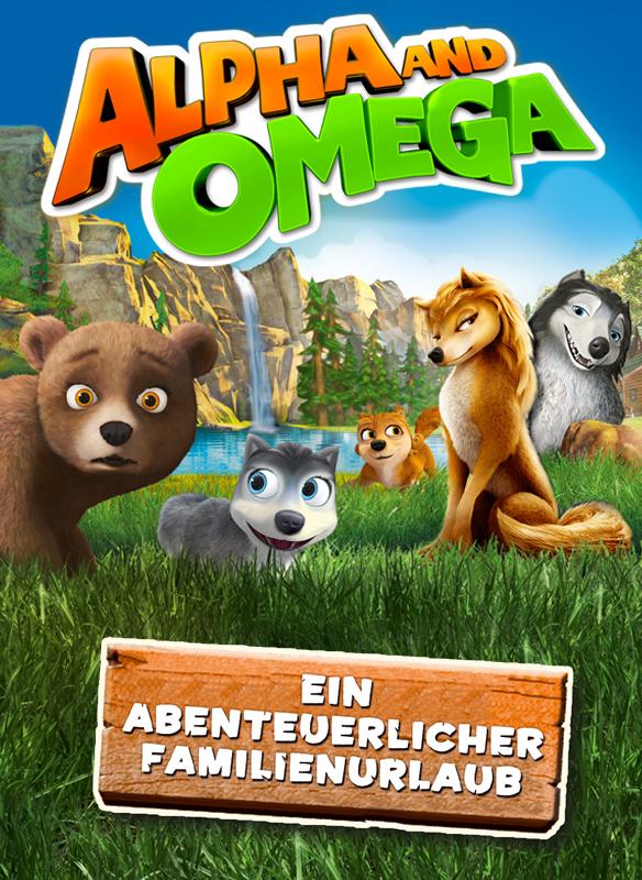 Alpha und Omega: Ein Abenteuerliher Familienurlaub stream