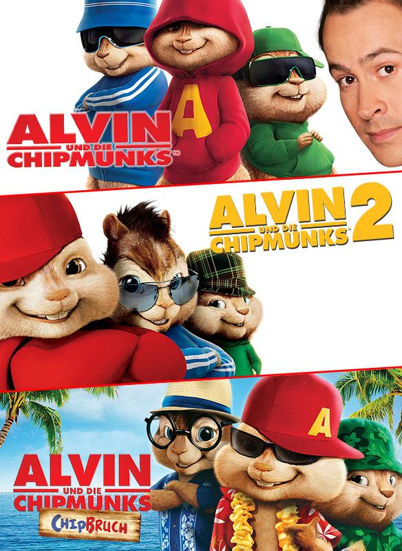 ALVIN & THE CHIPMUNKS TRIPLE FEATURE Stream